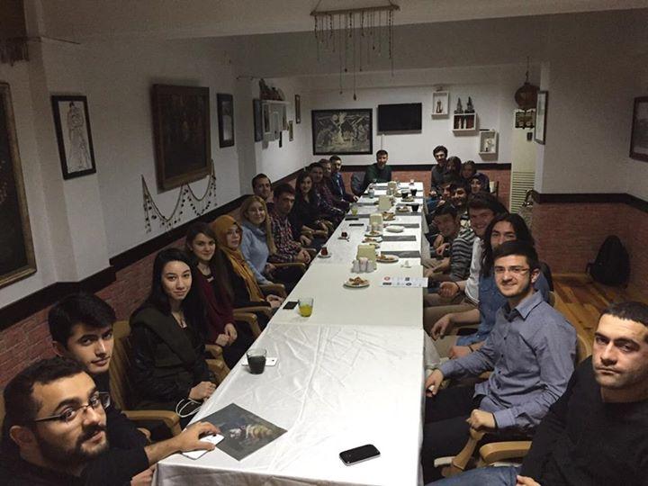 Sakarya Kafkas Kültür Derneği ziyaretimiz